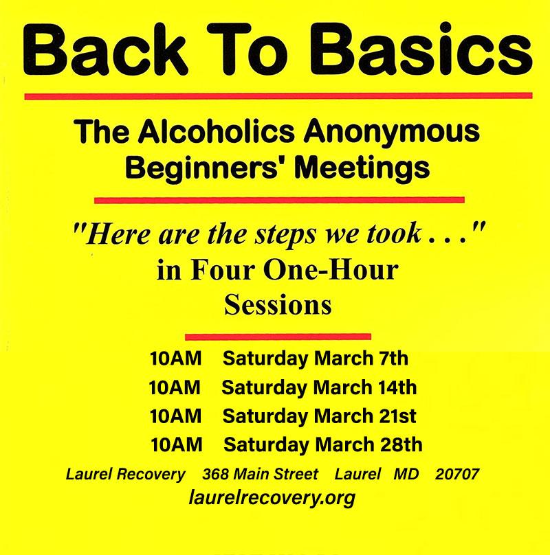 BacktoBasics-March2020